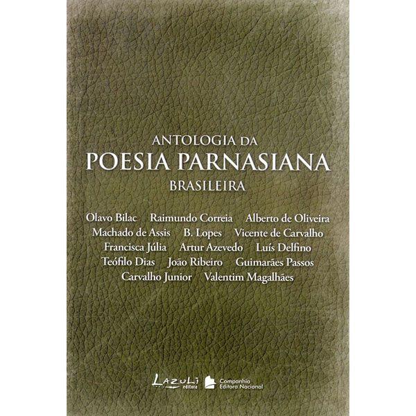 Antologia da Poesia Parnasiana Brasileira - Pedro Marques